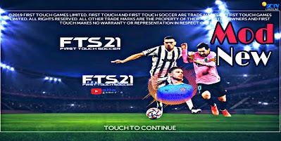 تحميل لعبة FTS 2021 مود جديد أشياء رهيبة جرافيك عالي +HD