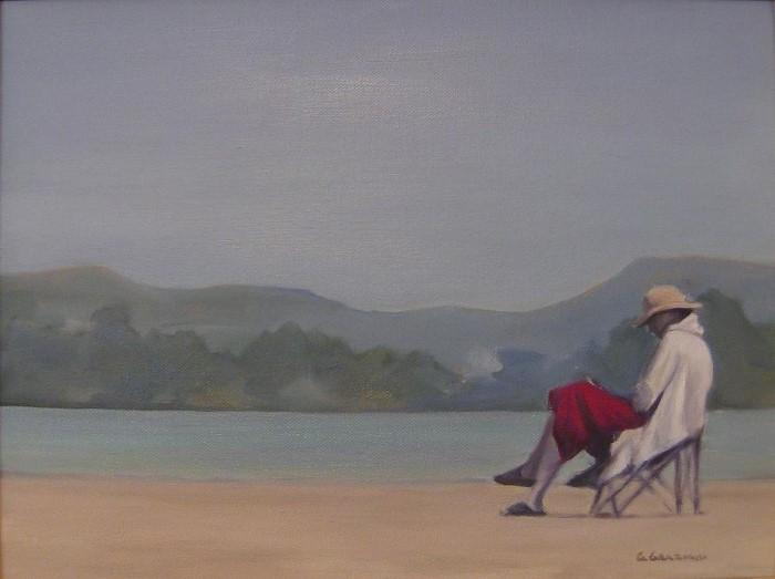 Итальянский художник. Giovanni Graziani