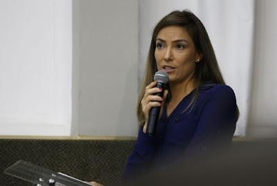 Marina Ribas ex-secretária de Cultura disputará eleição pelo PSDB no Rio