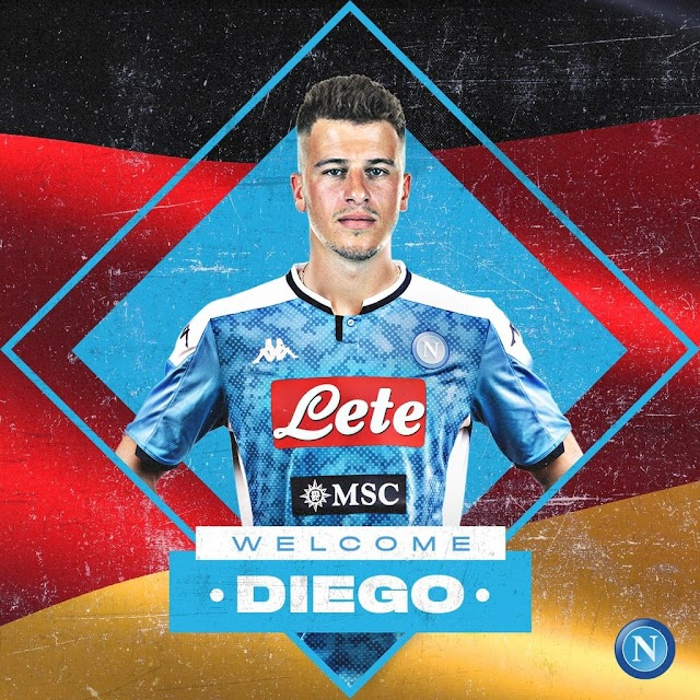 Official: Napoli sign Diego Demme from Leipzig in a deal worth a reported €13m