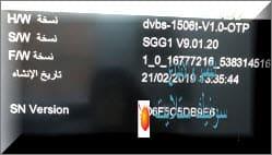 احدث ملف قنوات SEW STAR 999 HD MINI