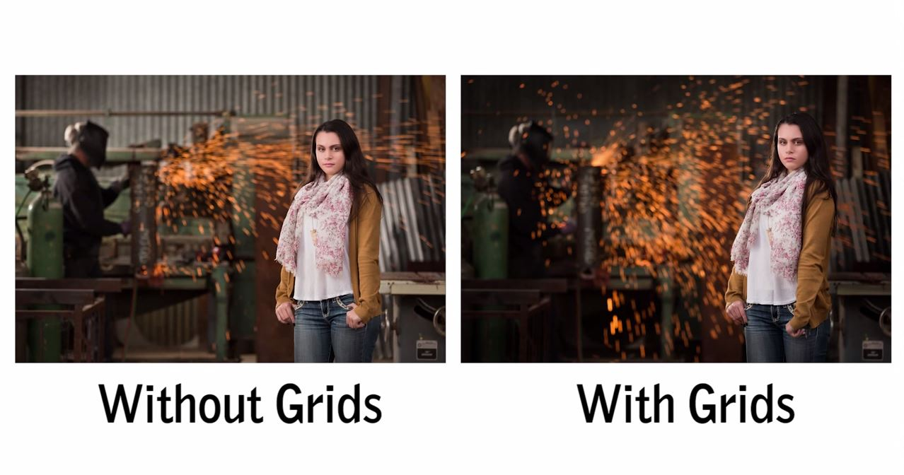 What's the Difference Between A Grid and No Grid? by Jared