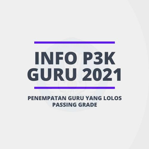 gambar p3k Guru 2021