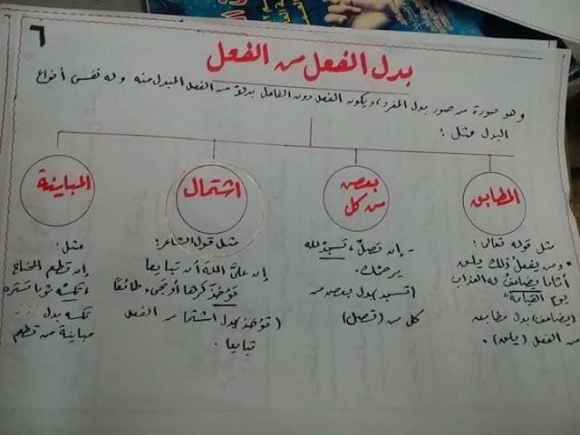 شرح دروس اللغة العربية