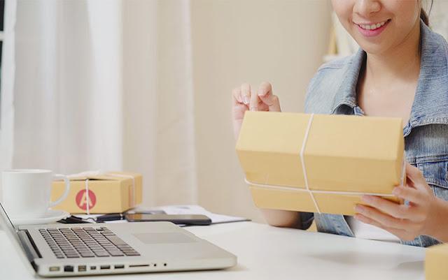 Quem ama compras online?