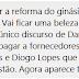 Apos 3 anos de abandono, Cidadão de Barreiras enxerga pagamento de fornecedores e ações do prefeito TLemos na comunidade com o único proposito eleitoreiro
