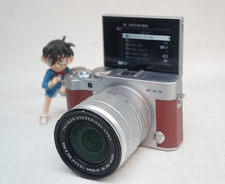 Jual Fujifilm X-A3 Second