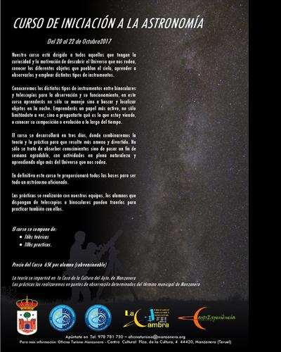 Iniciación a la Astronomía