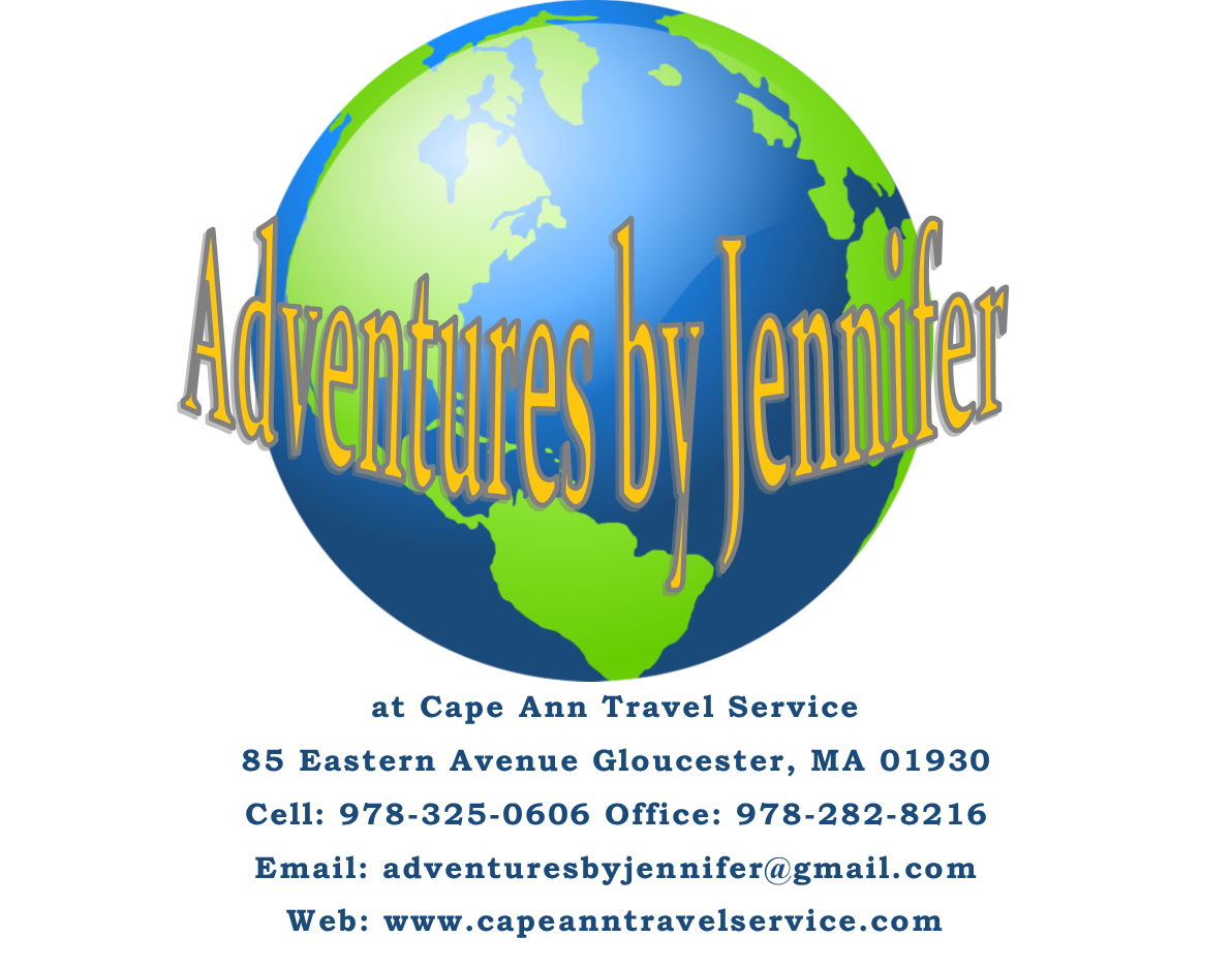 Adventures by Jennifer Logo