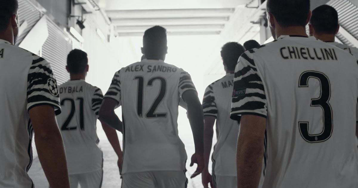 c2890bd2d Juventus 16-17 Third Kit Released - Footy Headlines