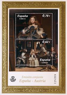 EMISIÓN CONJUNTA ESPAÑA-AUSTRIA