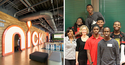 Nickelodeon employees and interns