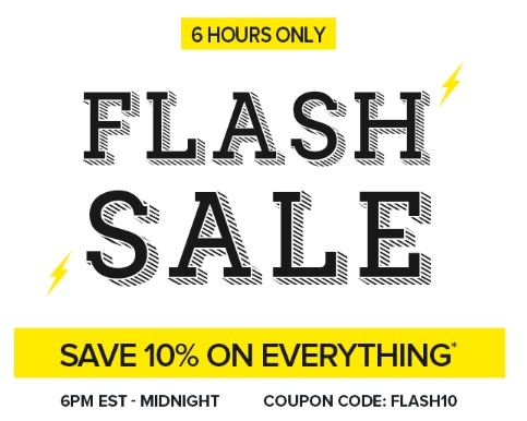Well.ca Flash Sale 10% Off Everything Promo Code