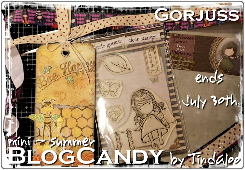 Gorjuss ~ Mini Summer BlogCandy!