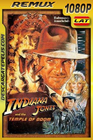 Indiana Jones y el templo de la perdición (1984) 1080p BDRemux Latino – Ingles