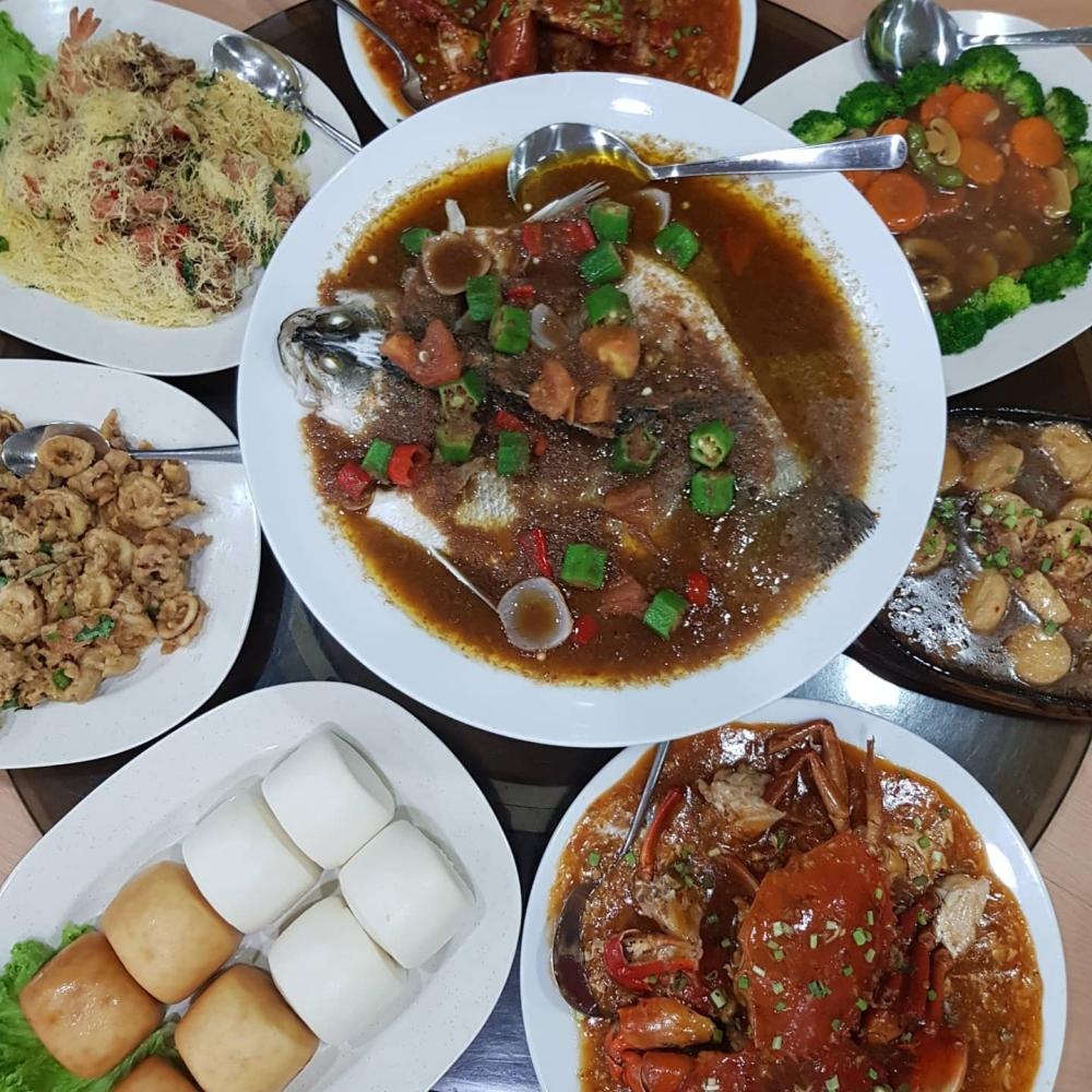 Restoran Ketam Manis, Foodpanda, Chinese Muslim Food, Rawlins Eats, CMCO, Rawlins Lifestyle, Rawlins GLAM