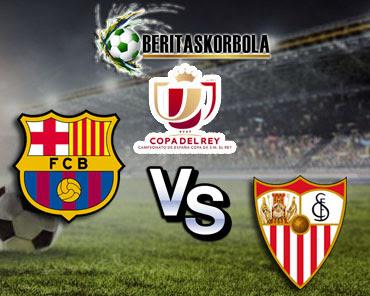 Prediksi Bola Barcelona vs Sevilla hari Kamis 04 Maret 2021