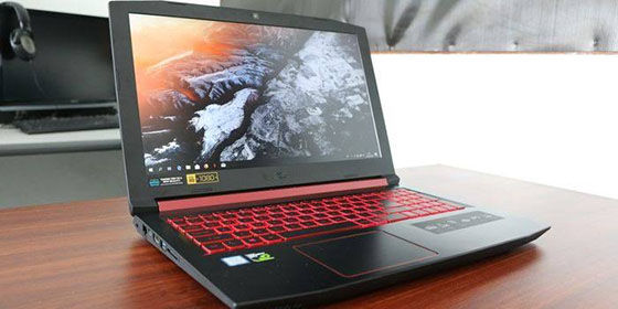 Laptop gaming Acer