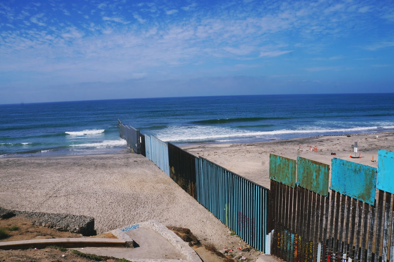 Things To Do at Playas de Tijuana, Mexico border