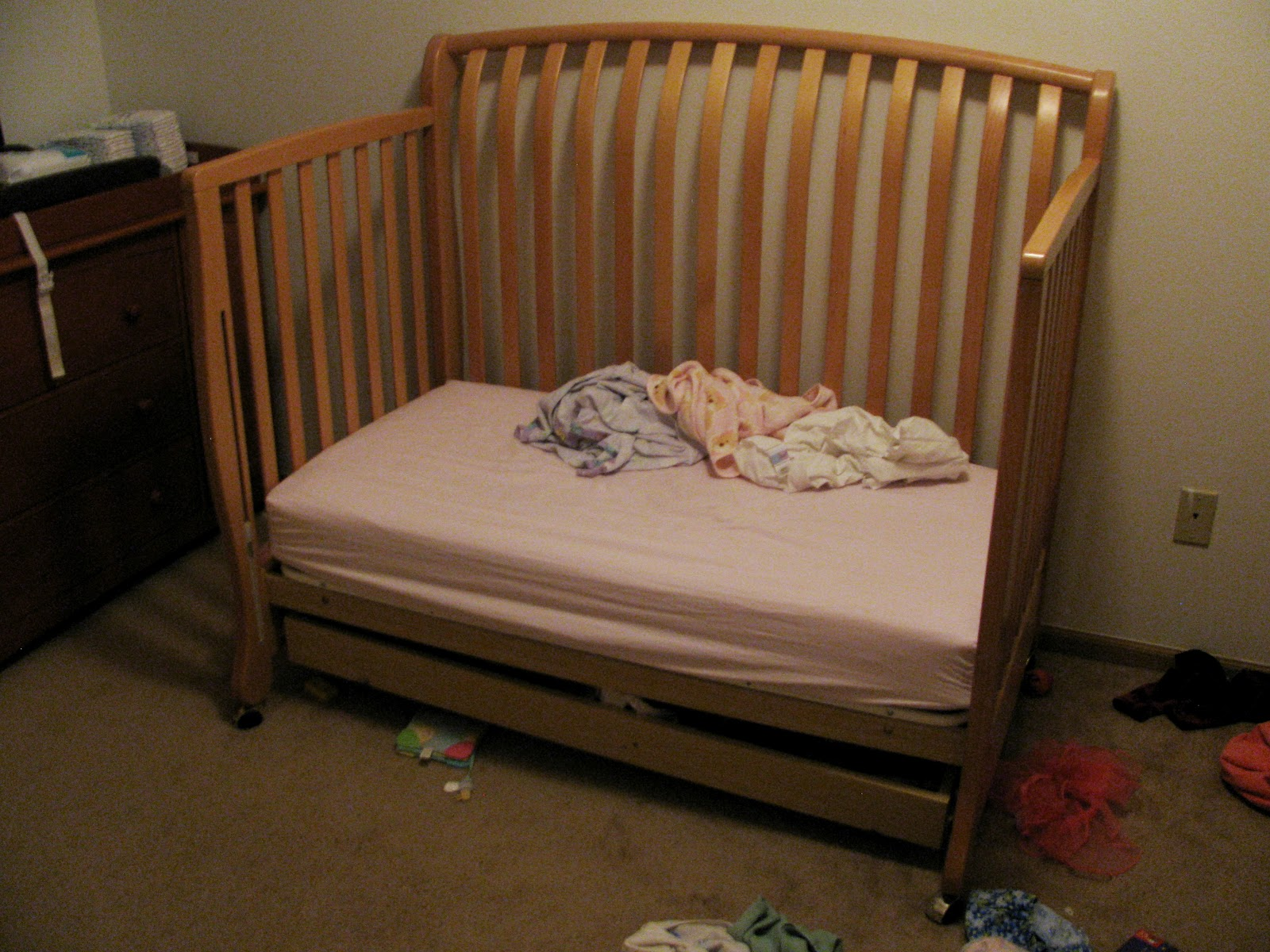 How To Transition Twins To Toddler Beds