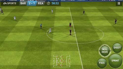 تحميل فيفا 2014 للاندرويد بدون نت : FIFA 14 v1.3.6 برابط مباشر [ Apk+Obb ]
