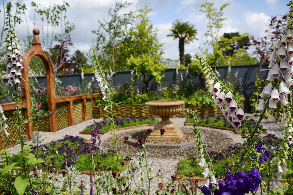 ogrody w stylu angielskim