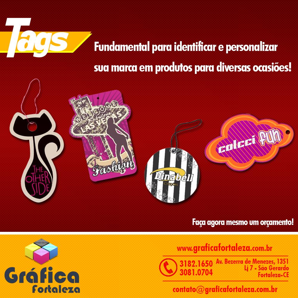 5975e621a Gráfica Fortaleza  Imprimir Tags em Fortaleza