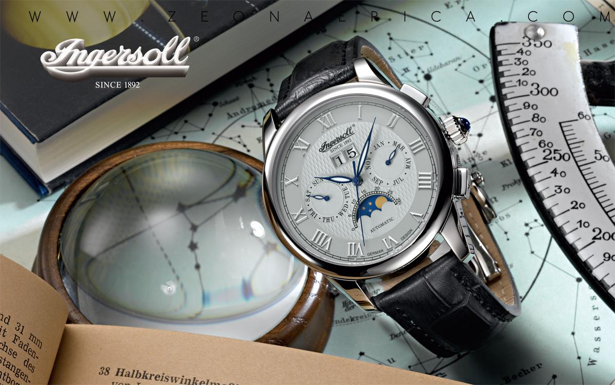 zeon america watch brands