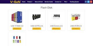 5 Merk Flashdisk Kualitas, Kecepatan dan Support Terbaik