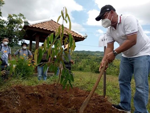 Tampung Hasil  Pertanian, KBI akan Bangun Sistem Resi Gudang di Selopamioro