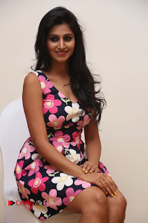 Model Shamili Latest Pictures in Floral Short Dress  0168.JPG