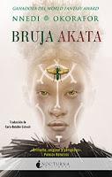 Bruja Akata 1, Nnedi Okorafor