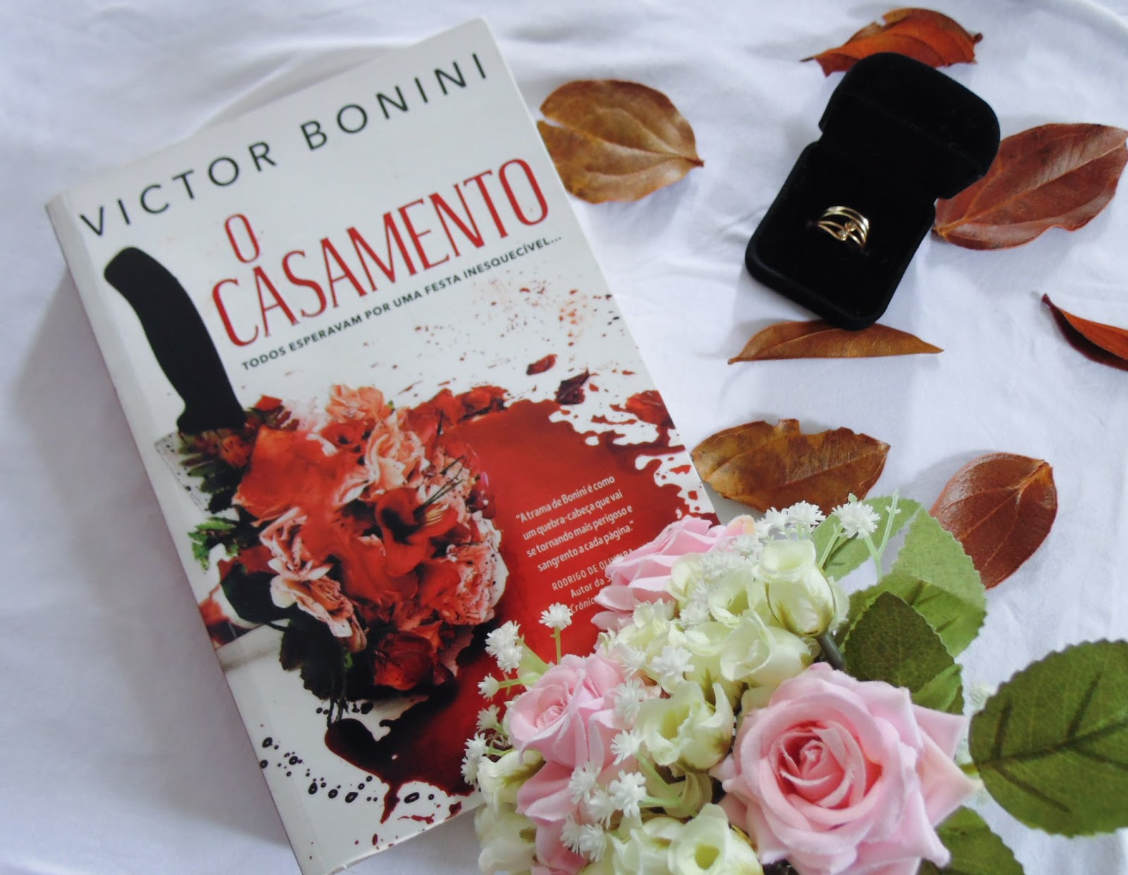[RESENHA] O Casamento – Victor Bonini (Faro Editorial)