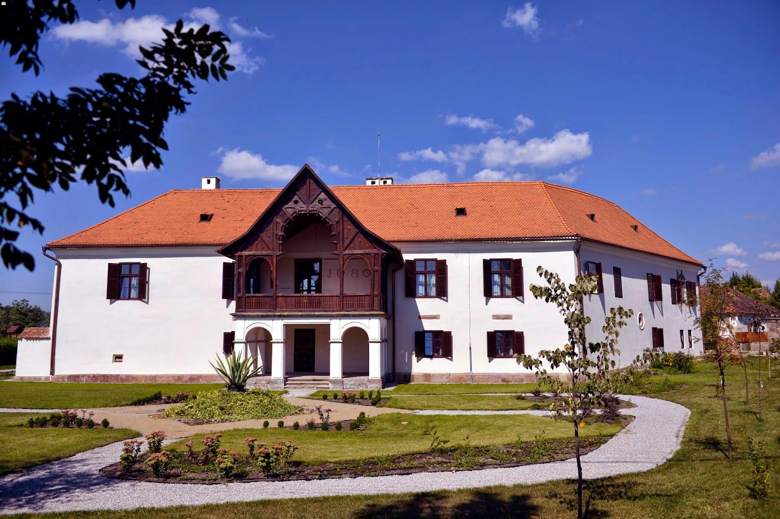 Castle Hotel Daniel, Daniel-kastély, Erdély, Erdő, Olasztelek, Székelyföld,