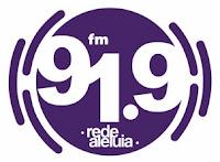 Rede Aleluia FM 91,9 de Recife PE