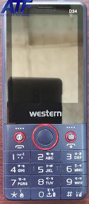 WESTERN D34 FLASH FILE