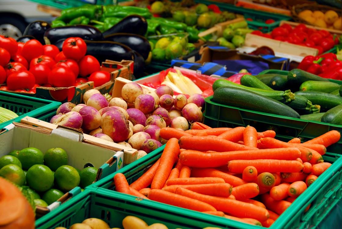 Menu Makan Para Vegetarian