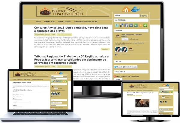 Blog Seus Direitos no Concurso Público