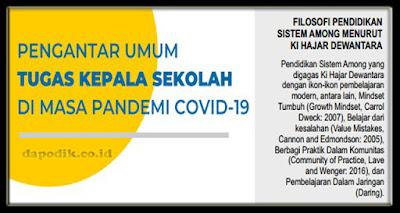 Download Panduan Kerja Kepala Sekolah di masa Pandemi COVID-19 2020/2021
