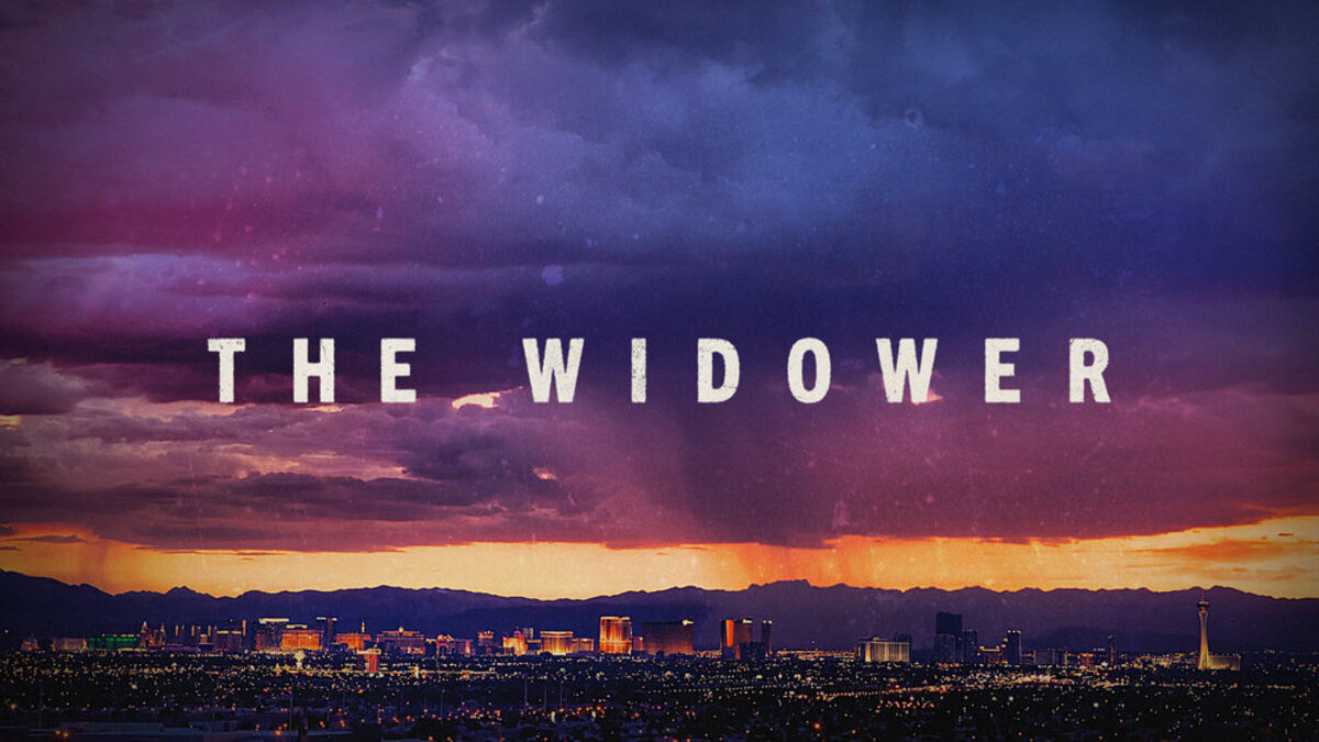 The Widower Key Art Promo Poster