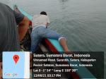 Nelayan Surantih Hilang setelah Perahunya Dihantam Ombak Besar