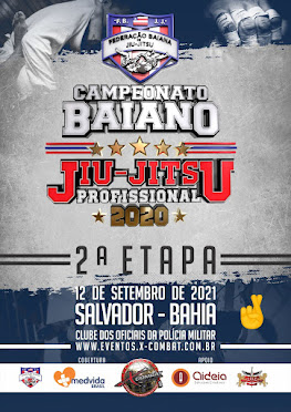 Segunda etapa campeonato baiano de jiu jitsu