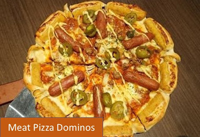 Meat Pizza Dominos