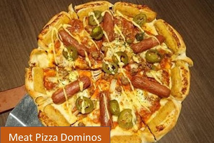 Best Meat Pizza Dominos Recipe Homemade