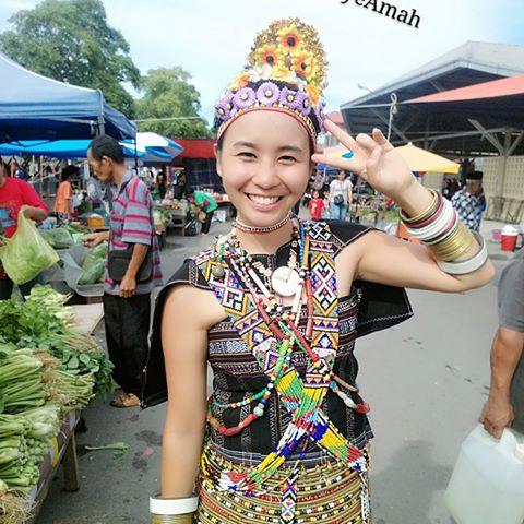 Sheron Tan Tampil Dengan Video Cover Tak Tun Tuang Sabahan Style Dalam 4 Bahasa