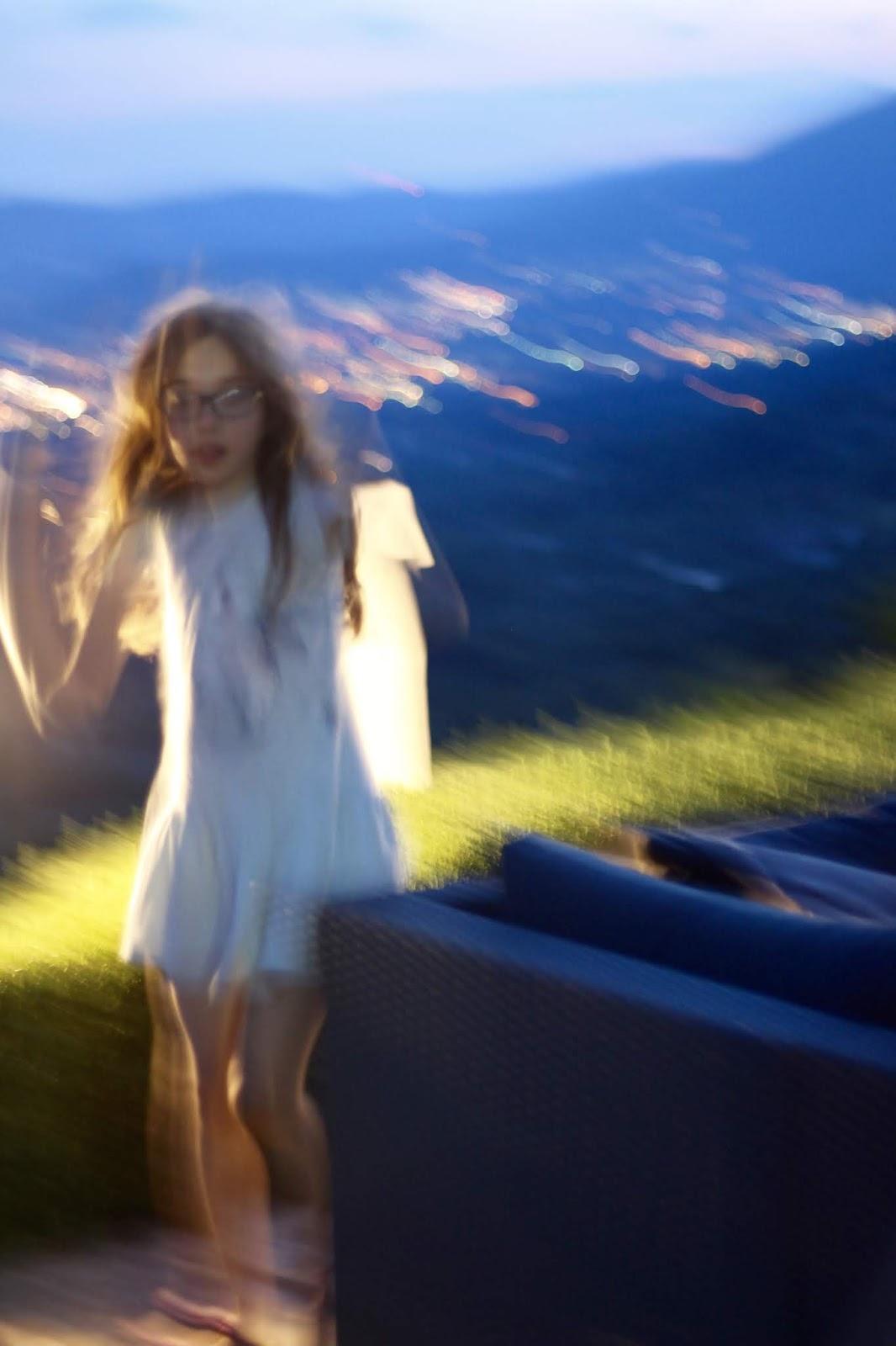 Engel des Lichts - meine Tochter Dorothea Stella - Geschenk Gottes, Stern
