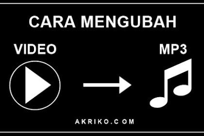Cara Mengubah Video Menjadi MP3 dengan VSDC Free Video Editor