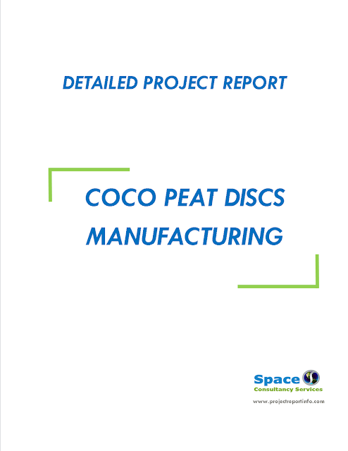 Project Report on Coco Peat Discs Manufacturing