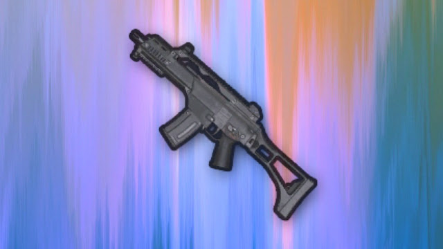 Senjata Assault Rifle PUBG - G36C