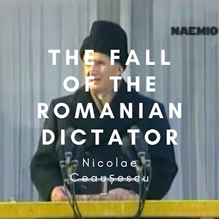 THE FALL OF THE ROMANIAN DICTATOR